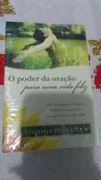 Livro O poder da oração para uma vida feliz (novo)