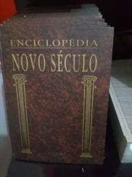 Grandes enciclopédias Larousse Cultural e Novo século, completas!