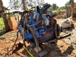 Motor diesel MWM turbinado completo