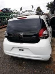 Peças Fiat Mobi ano 2017