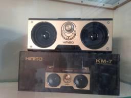 Caixa de som Himiso KM-7