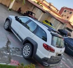 Fiat Weekend Adventure, Completo de Tudo