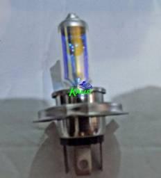 Lampada de farol H4 camaleao em promoção