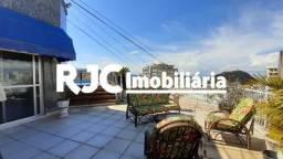 Cobertura à venda com 4 dormitórios em Tijuca, Rio de janeiro cod:MBCO40127