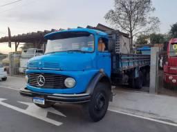 MB 1313 Truck Carroceria Muito Inteiro