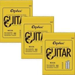 Encordoamento Para Violão e Guitarra (leia a descrição)