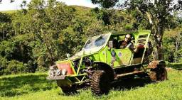 Gaiola cross (hilux 4x4)