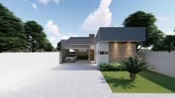 Casa nova na 505 Sul em construção