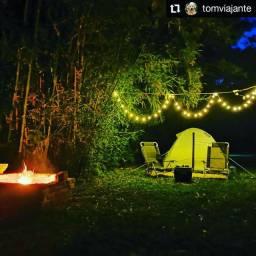 Aluguel de barraca para acampar