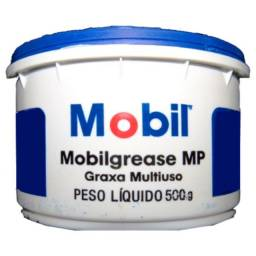 Título do anúncio: Graxa Multiuso Original Mobil Mobilgrease Mp Nlgi2 500 Grs