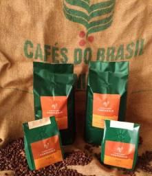 Café 100% Arábica, torrado, em grãos ou moídos, Chácara Cantagalo