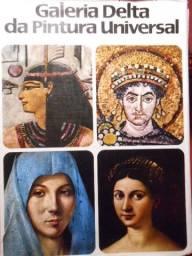 Livros de Arte, Gravuras e Pinturas - Galeria Delta - Box com 2 volumes