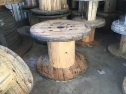 Bobina/carretel de madeira