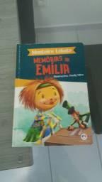 Livro Memórias da Emília