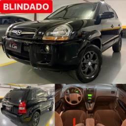 Tucson 2.0 GLS - 2012 Impecável/ Blindada