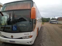 Ônibus rodoviário g6 ano 2001