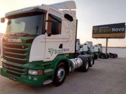 Scania Streamline R 440 6x2 2015 Automático Completo Top