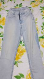 Calça Jeans Skinny Lavada n°38