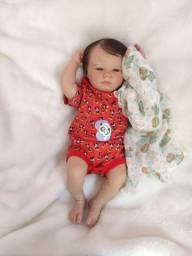 Bebê Reborn Tiago