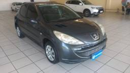 PEUGEOT 207 1.4 XR PASSION 8V FLEX 4P MANUAL.
