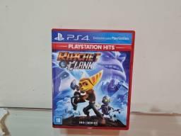 Jogos PS4 - Horizon e Ratchet