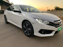 Civic EXL 2.0 2019 apenas 34.000 km
