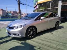 <br>Honda Civic 1.8 Exs Flex Aut. 4p