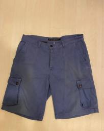 Bermuda masculina Ellus - Tamanho 44