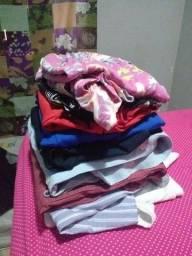 Título do anúncio: Vendo lote de roupa