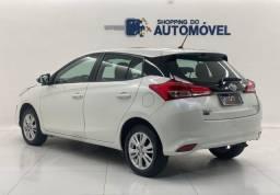 Título do anúncio: yaris 2018/2019 hatch xl 1.3  automatico  km 29200 R$ 74.990,00 garantia de fabrica