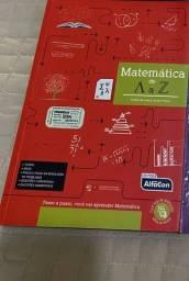 Livro Matemática de A a Z