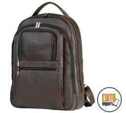 Mochila Executivo para Notebook 14' Café 9329 - 12X sem juros