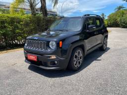 Jeep Rengade 2017/2018 Blindado Automático Couro 25000km