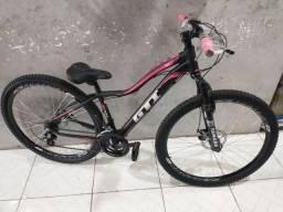 Bicicleta aro 29, GTI Feminina.