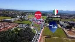 Bella Itália Smart House - Quiririm - Taubaté SP - Entrada em 36x - Financiamento Caixa