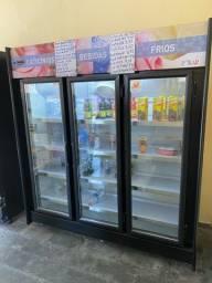 Vendo freezer industrial 2 meses de uso.
