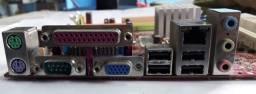 Placa Mãe 775 Intel 945