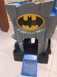 Batcaverna do Batmann usada