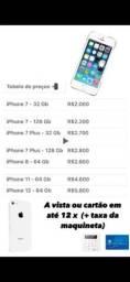 iPhone novo na caixa lacrado