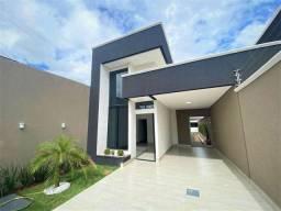 Título do anúncio: Casa nova 03 quartos no Balneário Meia Ponte em Goiânia
