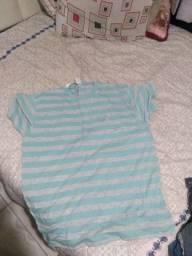 5 camisas novas