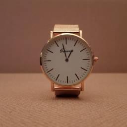 Relógio Original Geneva - Super oferta