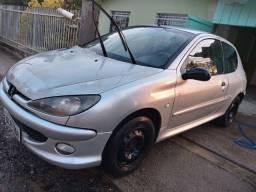 Vendo Peugeot 206 1.6 2003 urgente