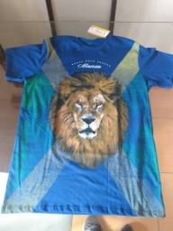 Camisa Maresia Roots Rock Reggae Leão