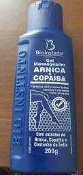 Título do anúncio: Gel massageador Arnica e Copaíba.