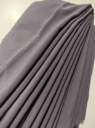 Título do anúncio: Peça Tecido Crepe Alfaiataria Sem Elastano - De 1,40m X 9m