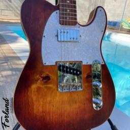 Forland Hand Made Guitars Telecaster SH