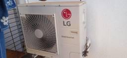 Título do anúncio: Ar condicionado Smart Inverter 32000 BTUS