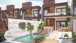 Título do anúncio: Casa com 3 dormitórios à venda, 100 m² por R$ 339.900,00 - Centro - Eusébio/CE