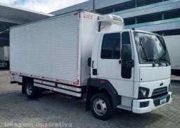 Vendo Ford Cargo 816s -2013 (Baú refrigerado)